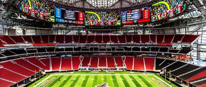 Super Bowl 2019 Parties And Events In Atlanta - Eater Atlanta within Super Bowl 2019 Stadium Address