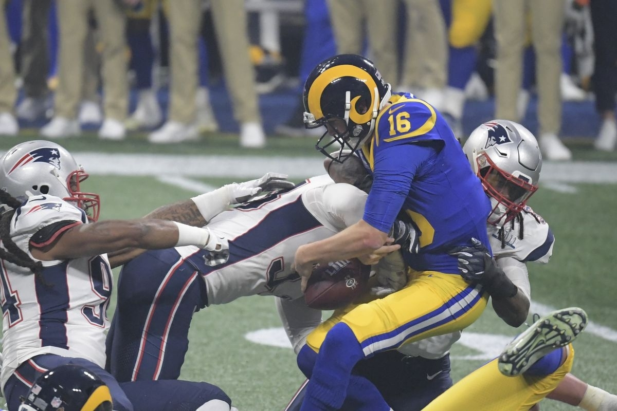 Super Bowl 2019 Results: 7 Reasons That Was One Of The Most with regard to Patriots Rams Super Bowl Liii