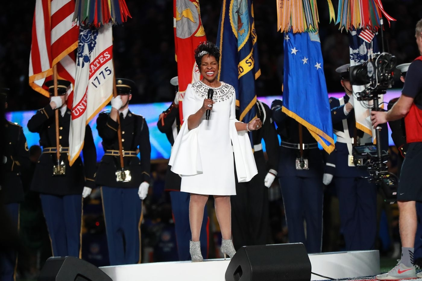 Super Bowl 2019: The Gladys Knight Controversy, And How Some in Gladys Knight Super Bowl 2019