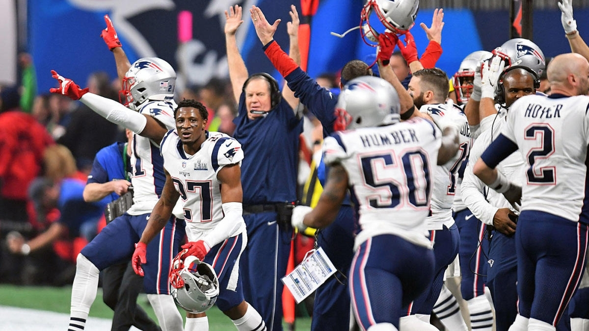 Super Bowl 2019: The Patriots Dynasty Doesn't End Until The throughout Patriots Super Bowl 2019