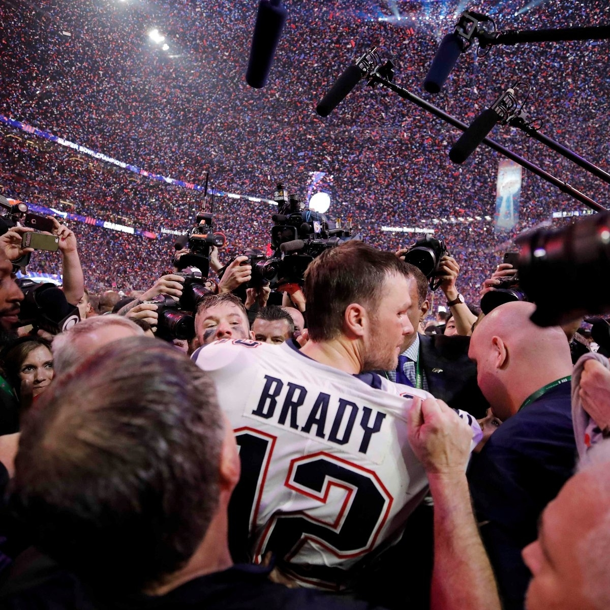 Super Bowl 2019: Tom Brady Und Die New England Patriots - 2 pertaining to Super Bowl 2019 Mvp Voting Online