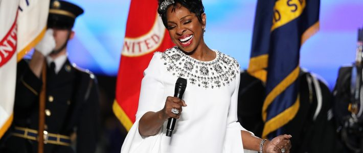 Super Bowl 2019: Watch Gladys Knight Sing National Anthem intended for Super Bowl Star Spangled Banner 2019