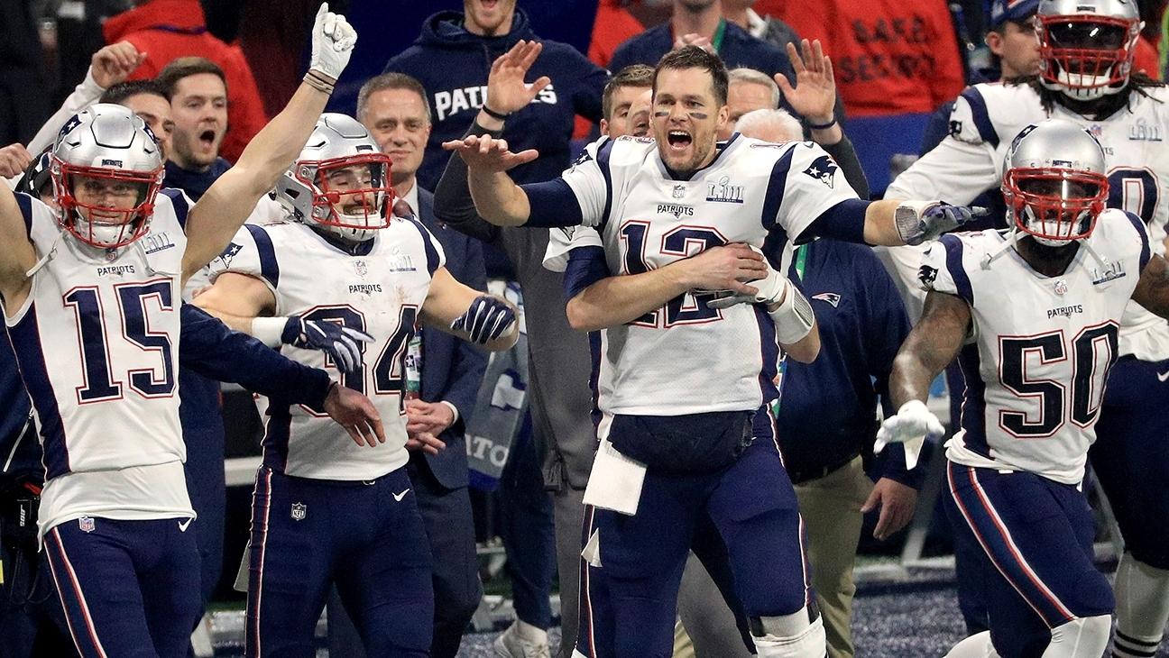 Super Bowl 2019 Winner: Patriots Beat Rams 13-3 | Hollywood in Super Bowl 2019 Patriots