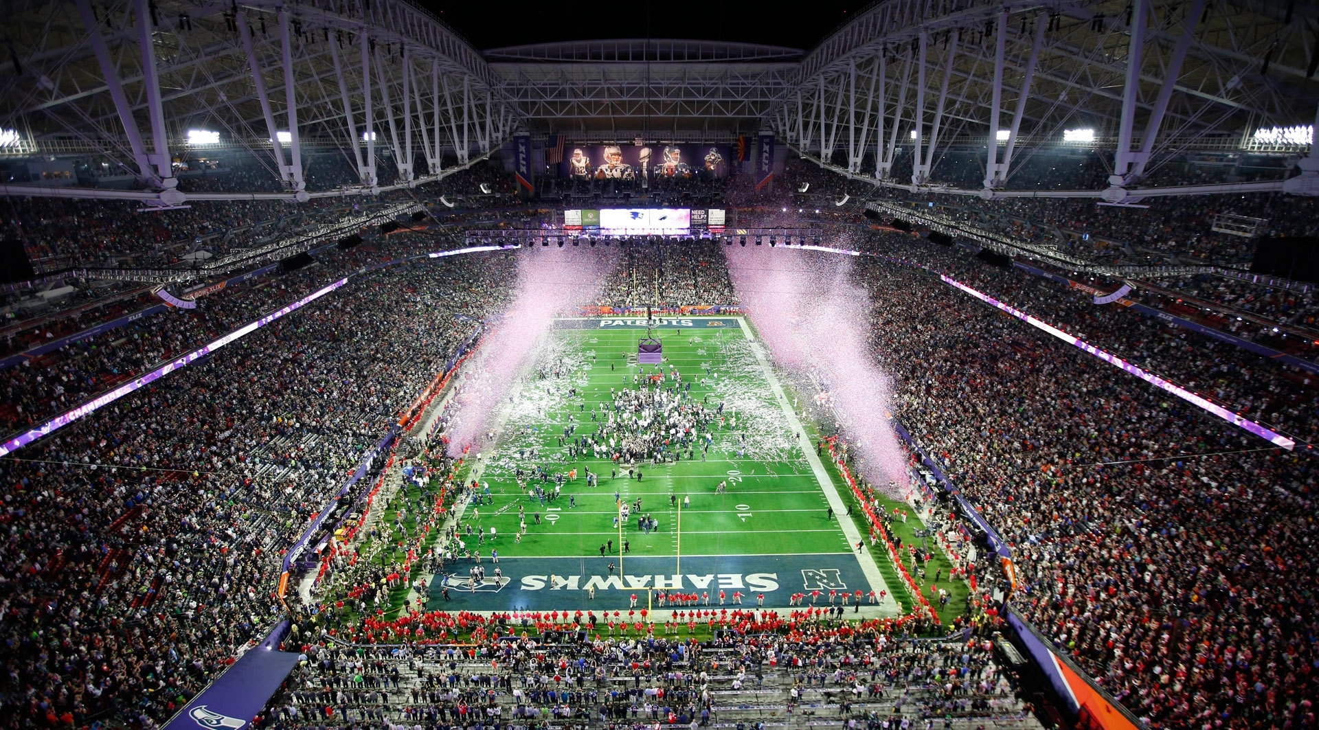 Super Bowl 2020: When, Where, What To Do & More Faqs intended for Seating Capacity At Super Bowl 2019