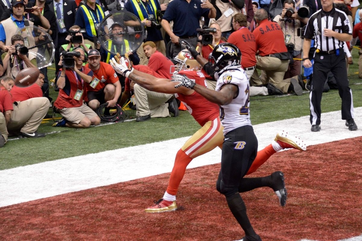 Super Bowl 47: Breaking Down The 49Ers Final Drive - Niners for 49Ers Last Super Bowl