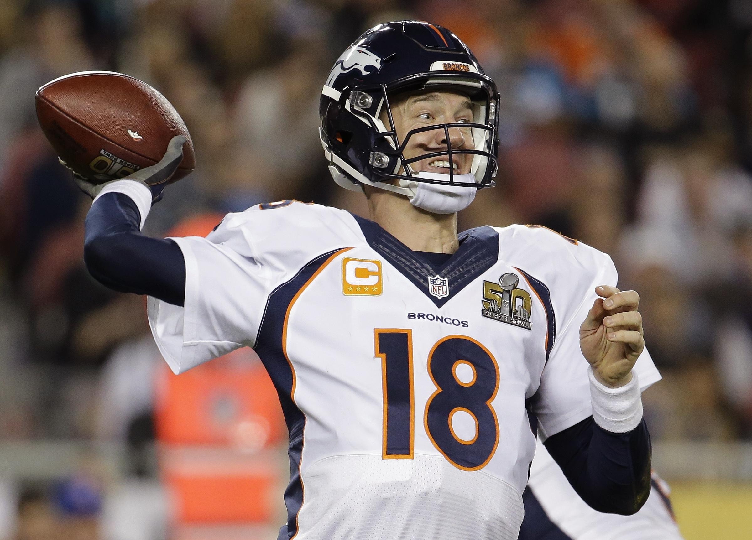 Super Bowl 50: Carolina Panthers, Denver Broncos Battle For regarding Broncos Super Bowl 50