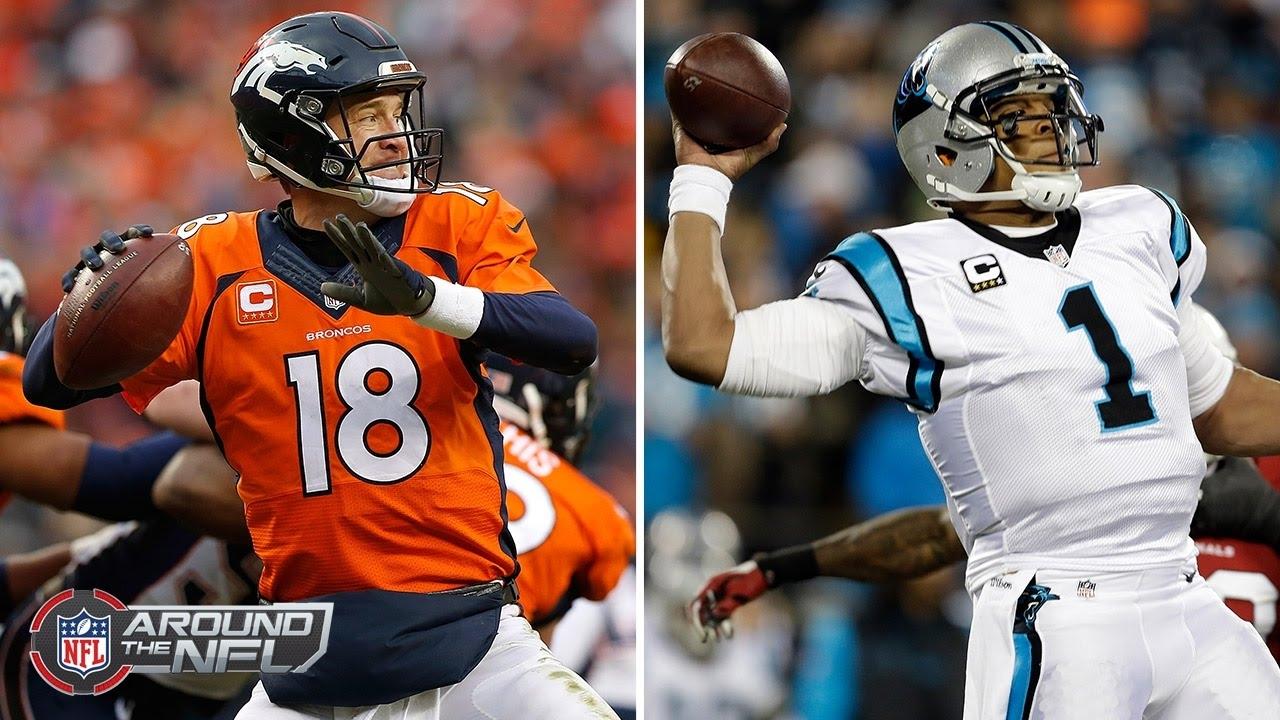 Super Bowl 50 Set: Panthers Vs. Broncos (Championship Sunday Recap)    Around The Nfl within Panthers Broncos Super Bowl