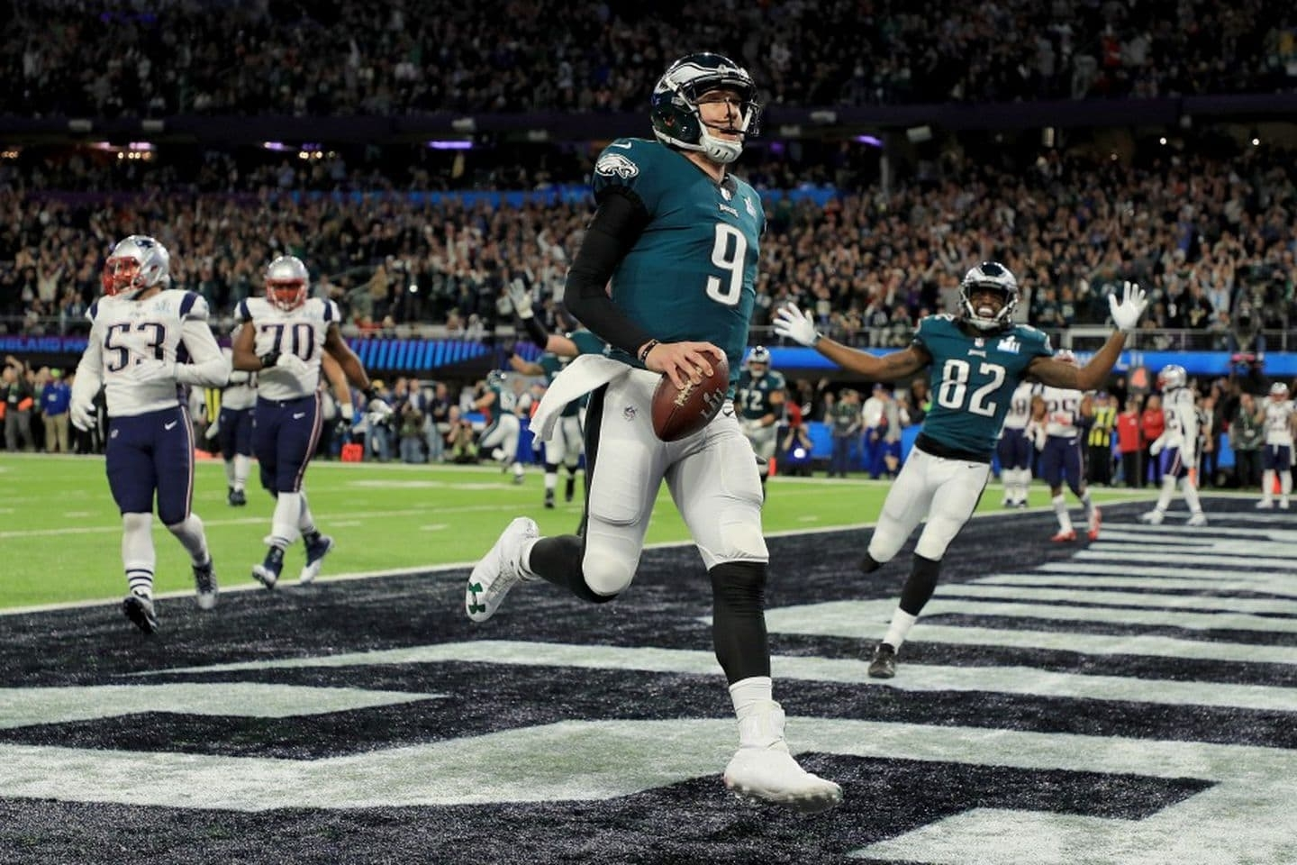 Super Bowl 52: Nick Foles Is A Deserving Mvp After 373-Yard within Super Bowl 2019 Mvp Vote Text Number