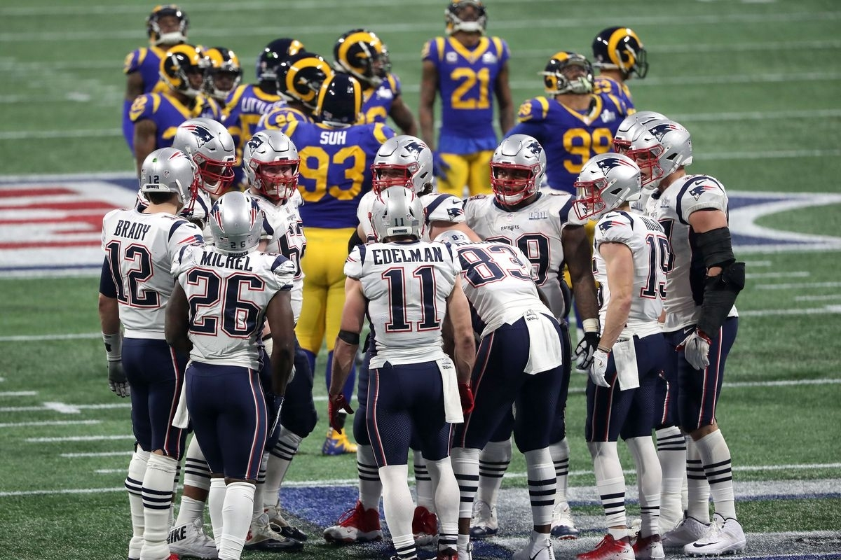 Super Bowl 53: 7 Observations From The Patriots 13-3 Victory regarding Patriots Rams Super Bowl Liii