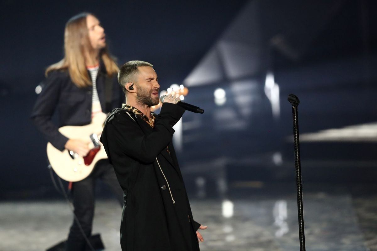 Super Bowl 53 Halftime Show: Maroon 5 Is A Boring, But Very with regard to Maroon 5 Super Bowl Liii