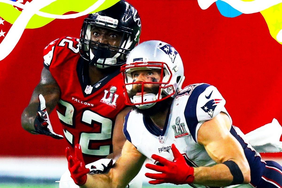 Super Bowl 53: Is Julian Edelman The Best Playoff Wr Since intended for Julian Edelman Super Bowl Liii