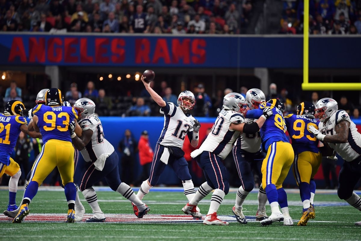 Super Bowl 53: Patriots Vs. Rams, 2Nd Half Open Thread with Patriots Rams Super Bowl Liii