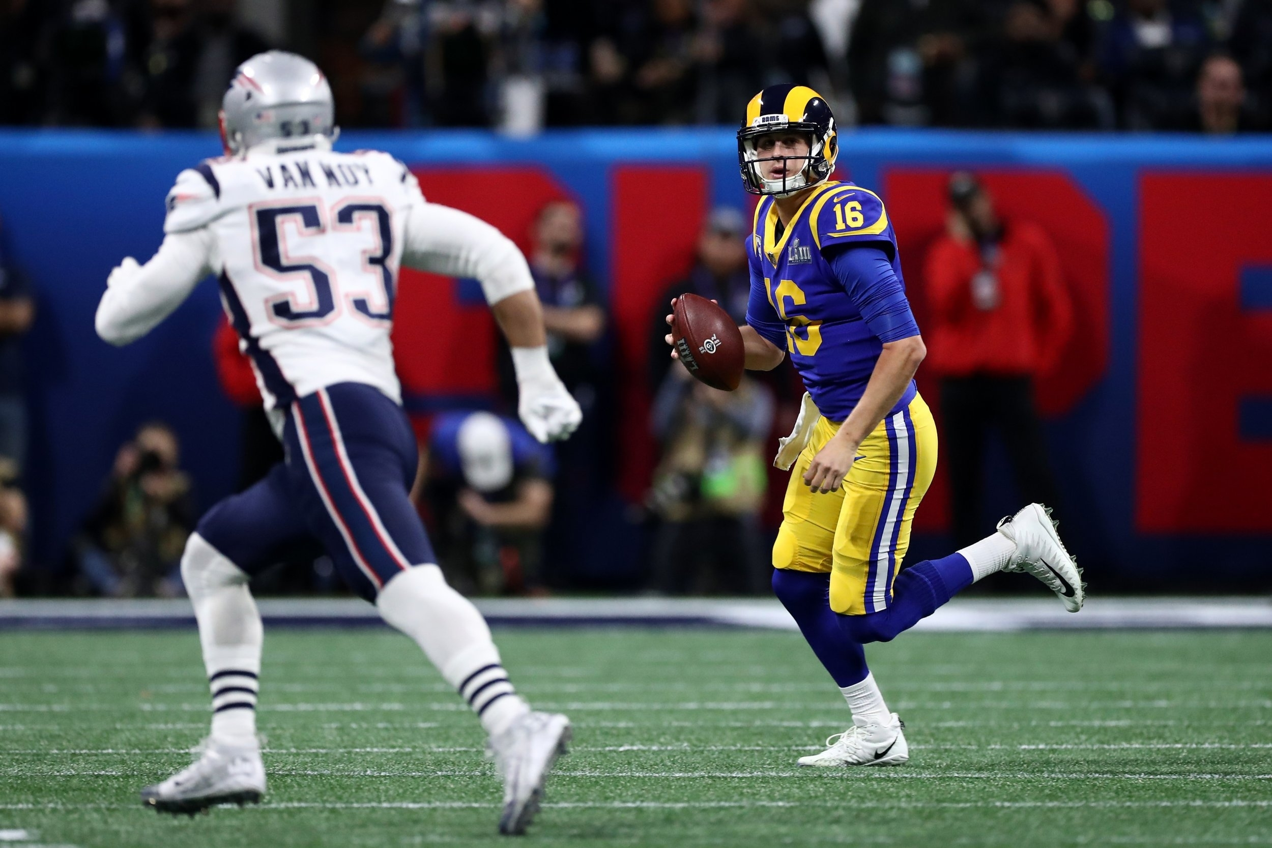 Super Bowl 53 Patriots Vs. Rams: Who Won The Super Bowl throughout Last Year Super Bowl