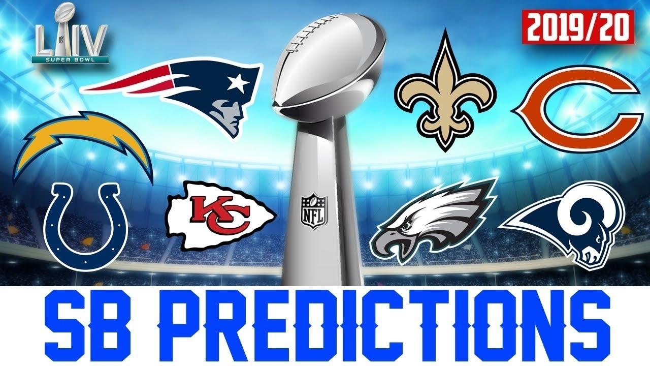Super Bowl 54 Predictions (Nfl 2019-2020 Season Predictions) within Super Bowl 2020 Tickets