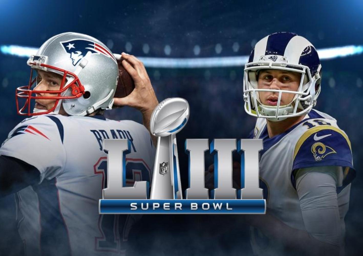 Super Bowl: Assista À 53ª Edição Que Terá Final No Dia 3 De intended for Espn Super Bowl 2019