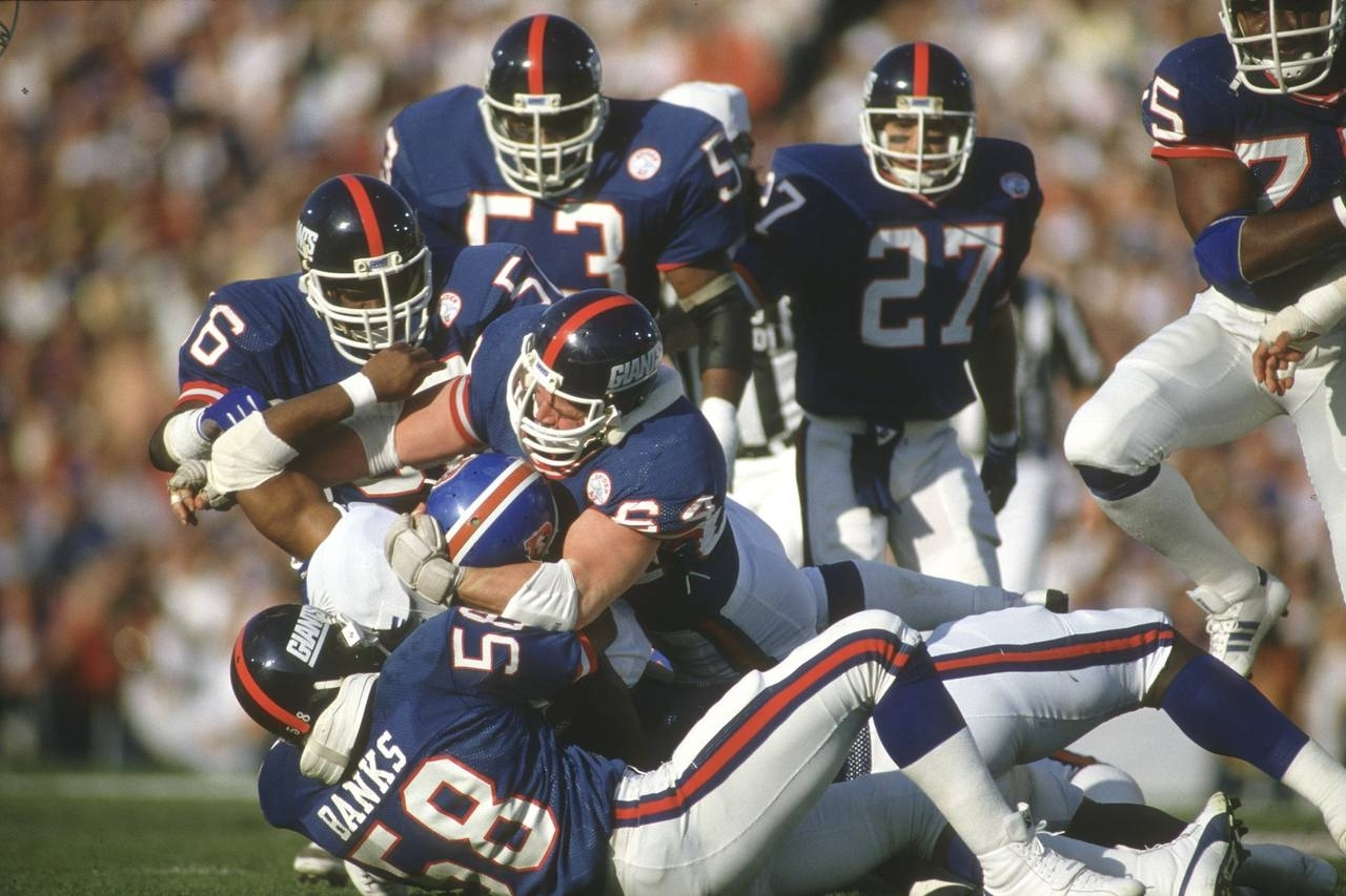 Super Bowl Blues: An Oral History Of The 1986 New York inside New York Giants Nfl Championships 1987