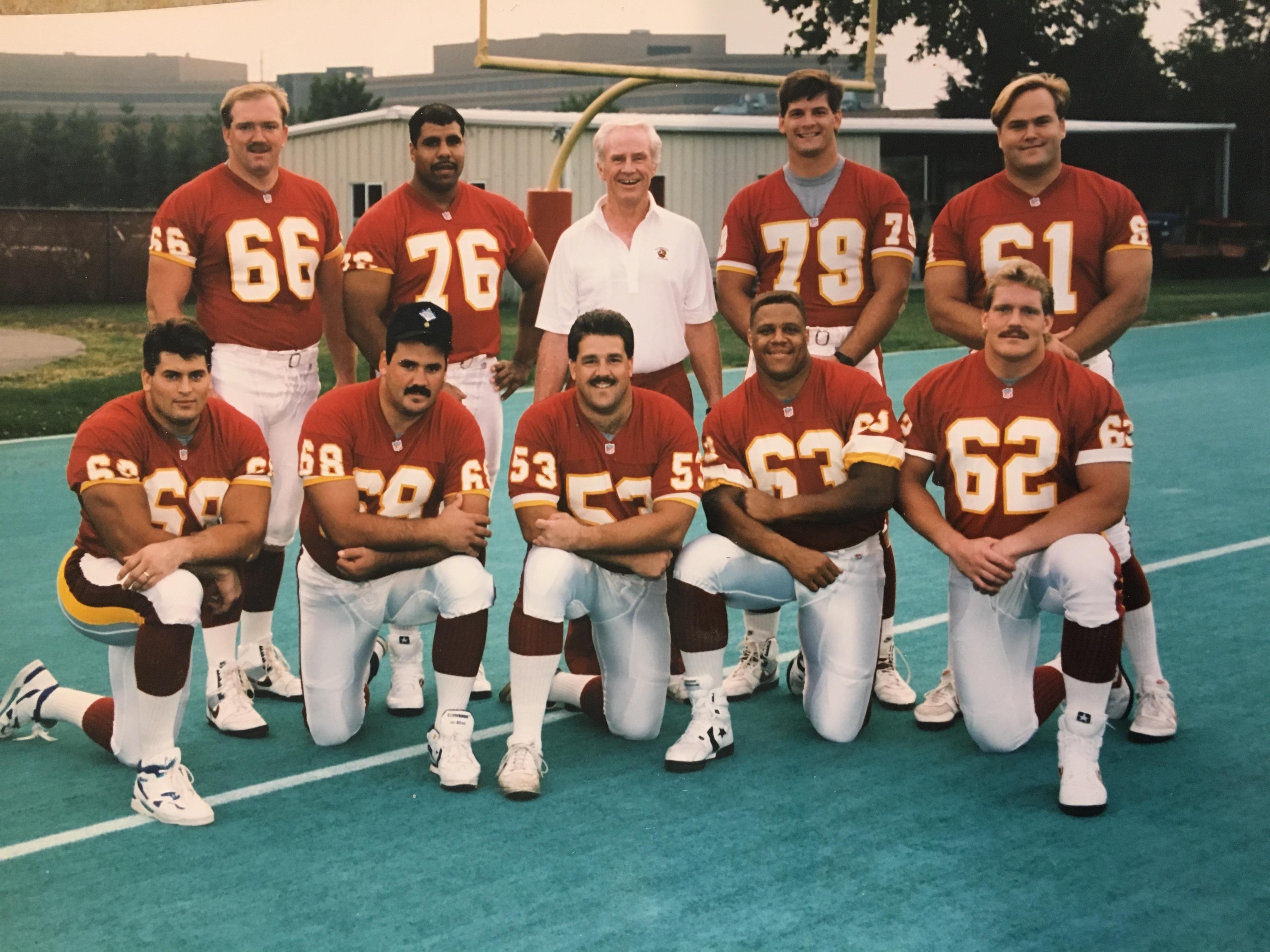Super Bowl Champion Turned Orthopedic Surgeon with regard to Washington Redskins Nfl Championships 1992