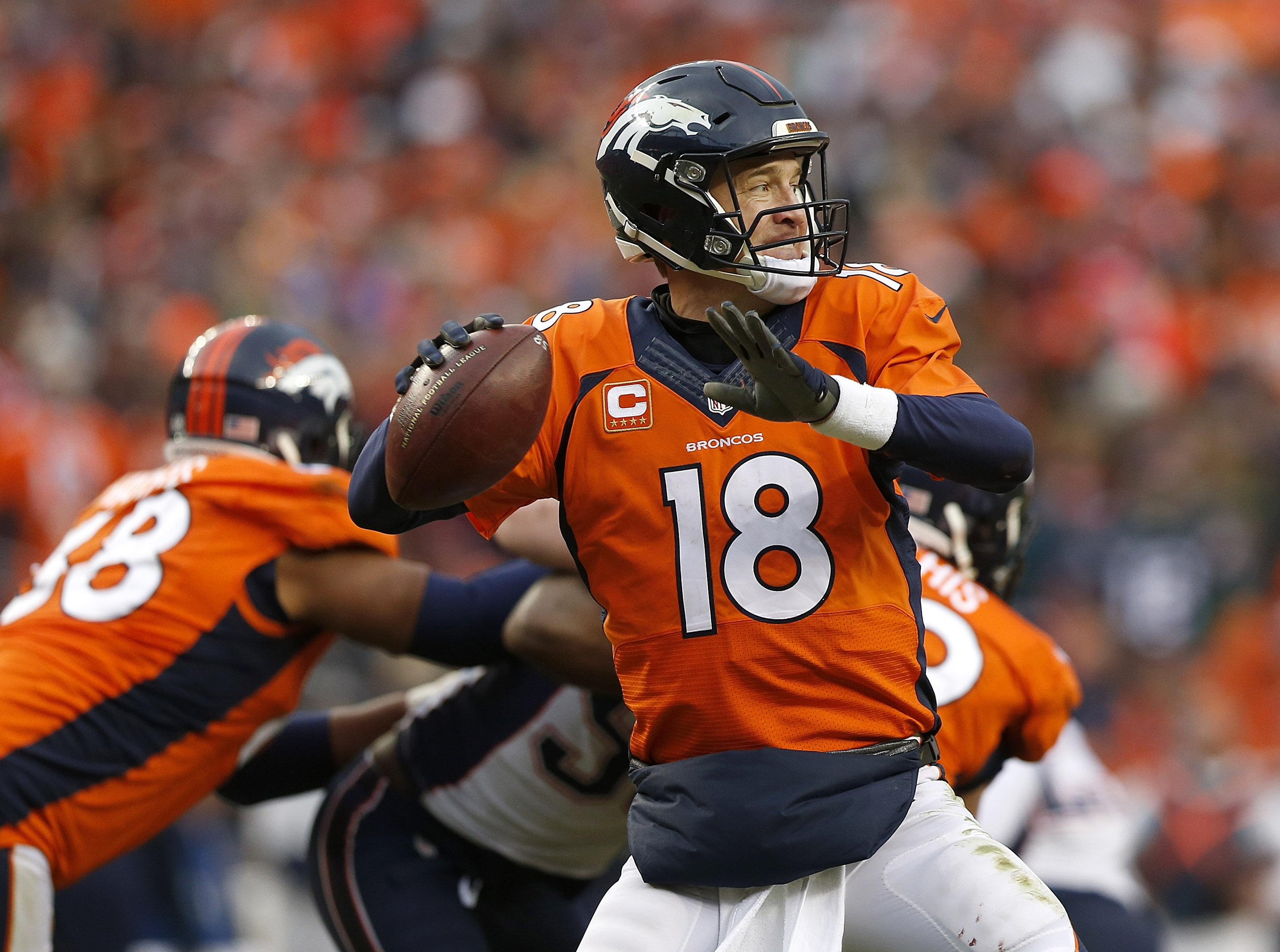 Super Bowl Could Be Peyton Manning's Last Game, Cam Newton's with regard to Peyton Manning Super Bowl