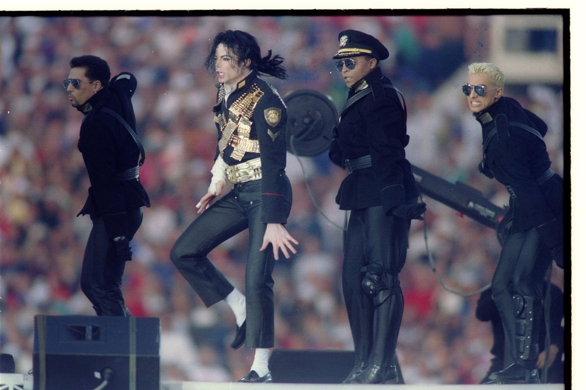 Super Bowl Halftime Show: Michael Jackson Ushered In The Era pertaining to Michael Jackson Super Bowl