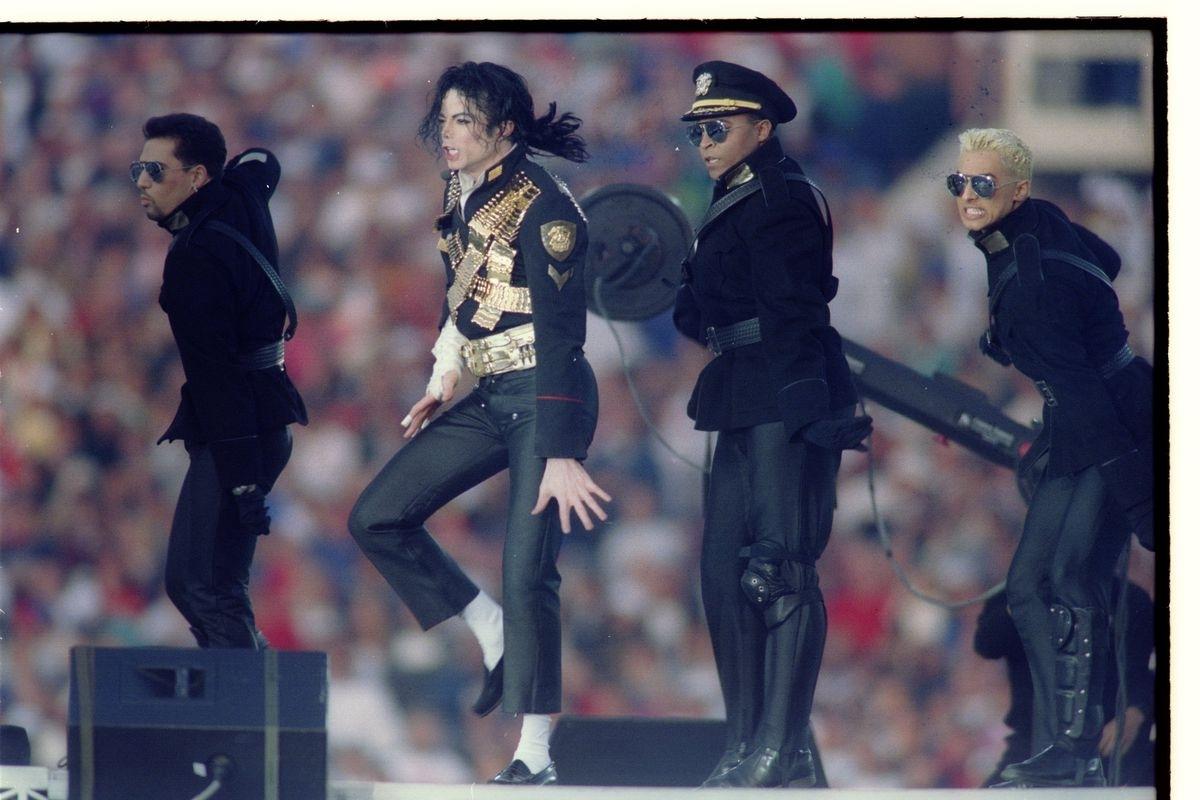 Super Bowl Halftime Show: Michael Jackson Ushered In The Era pertaining to Michael Jackson Super Bowl