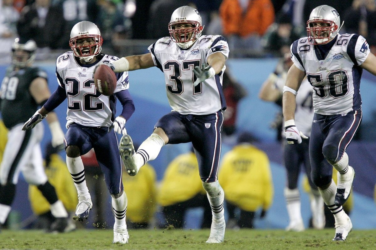 Super Bowl History: Patriots Establish A Dynastybeating for Patriots First Super Bowl