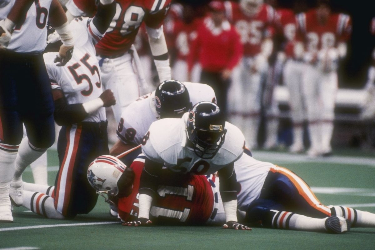 Super Bowl History: Patriots Get Crushedthe Bears In with regard to Bears Last Super Bowl