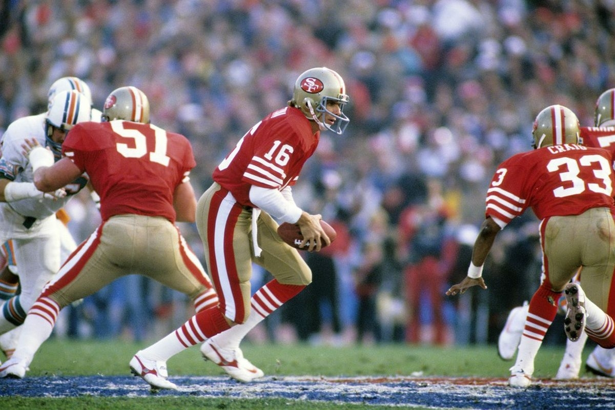 Super Bowl History, Super Bowl Xix: Joe Montana, 49Ers Show intended for Joe Montana Super Bowl