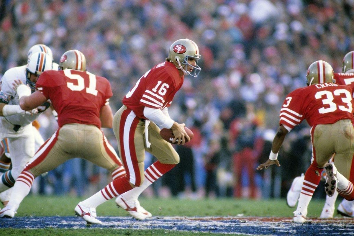 Super Bowl History, Super Bowl Xix: Joe Montana, 49Ers Show regarding Dan Marino Super Bowl