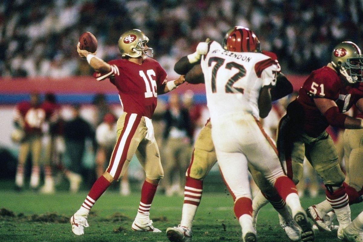 Super Bowl History, Super Bowl Xxiii: Joe Montana To John regarding Joe Montana Super Bowl