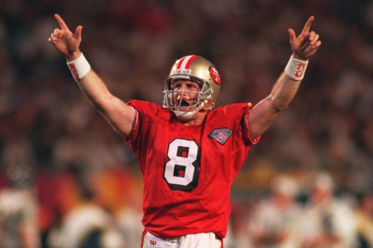 Super Bowl History, Super Bowl Xxix: Steve Young Gets The throughout Steve Young Super Bowl