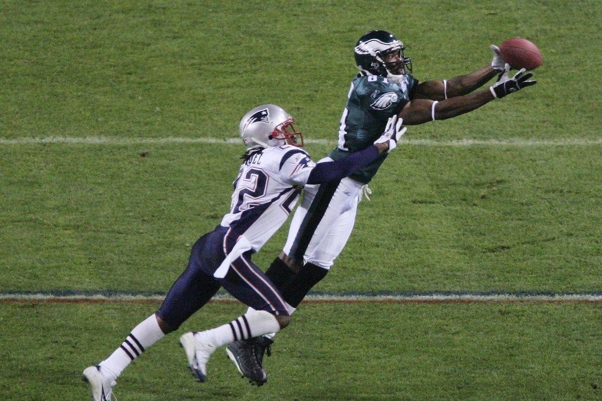 Super Bowl History: Terrell Owens, Larry Fitzgerald Had Best for Terrell Owens Super Bowl