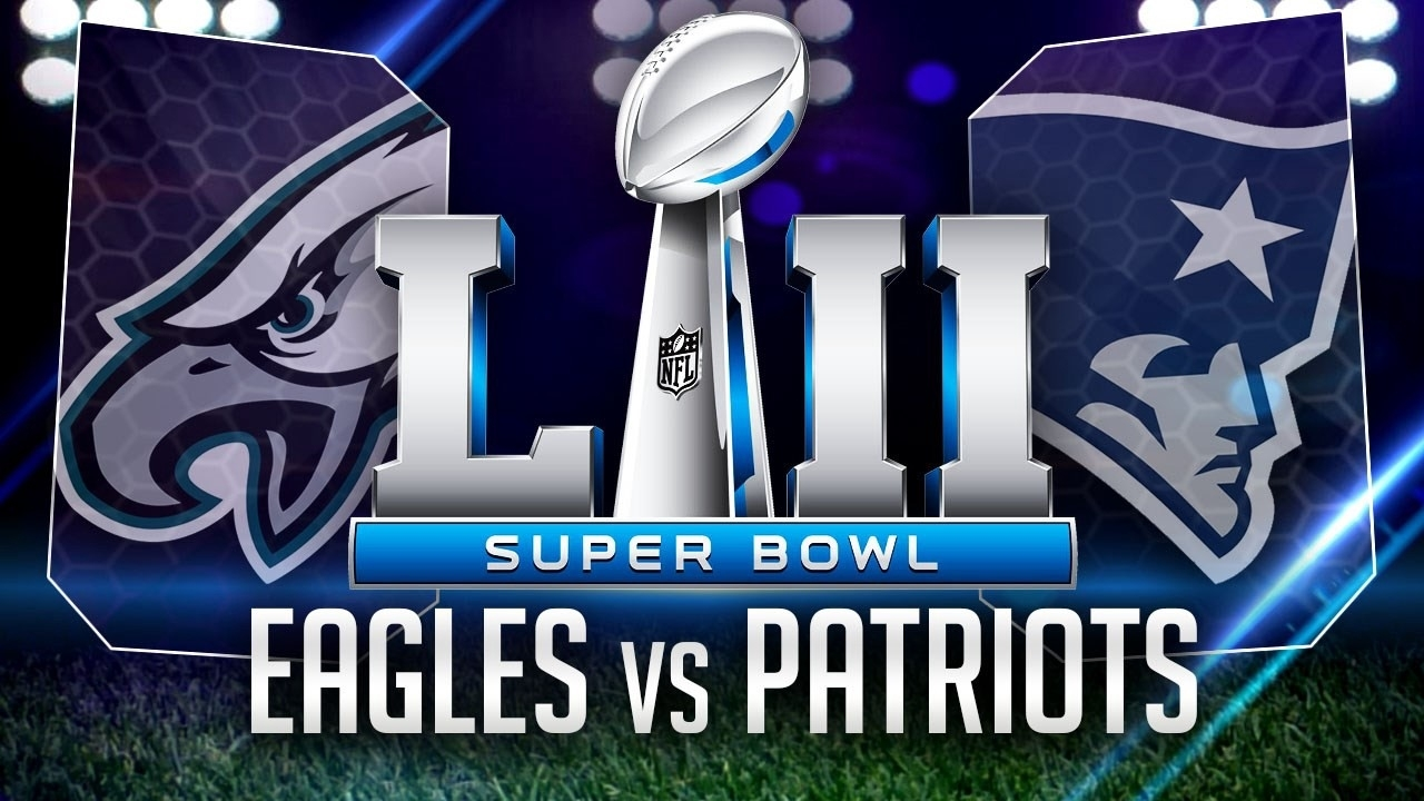 Super Bowl Lii Preview - Fantasy Life App regarding Eagles Patriots Super Bowl