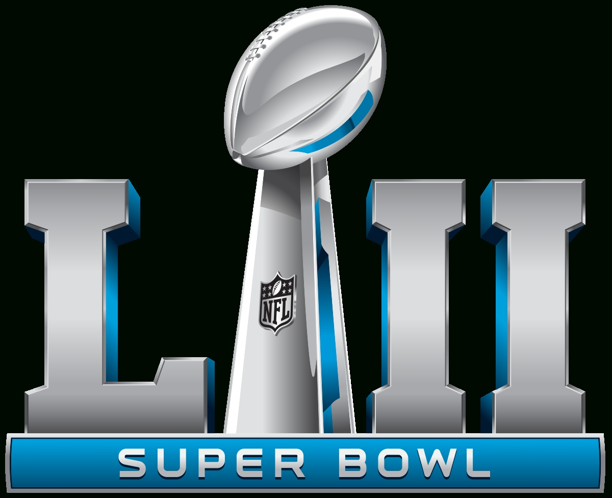 Super Bowl Lii - Wikipedia within Super Bowl Sunday 2018
