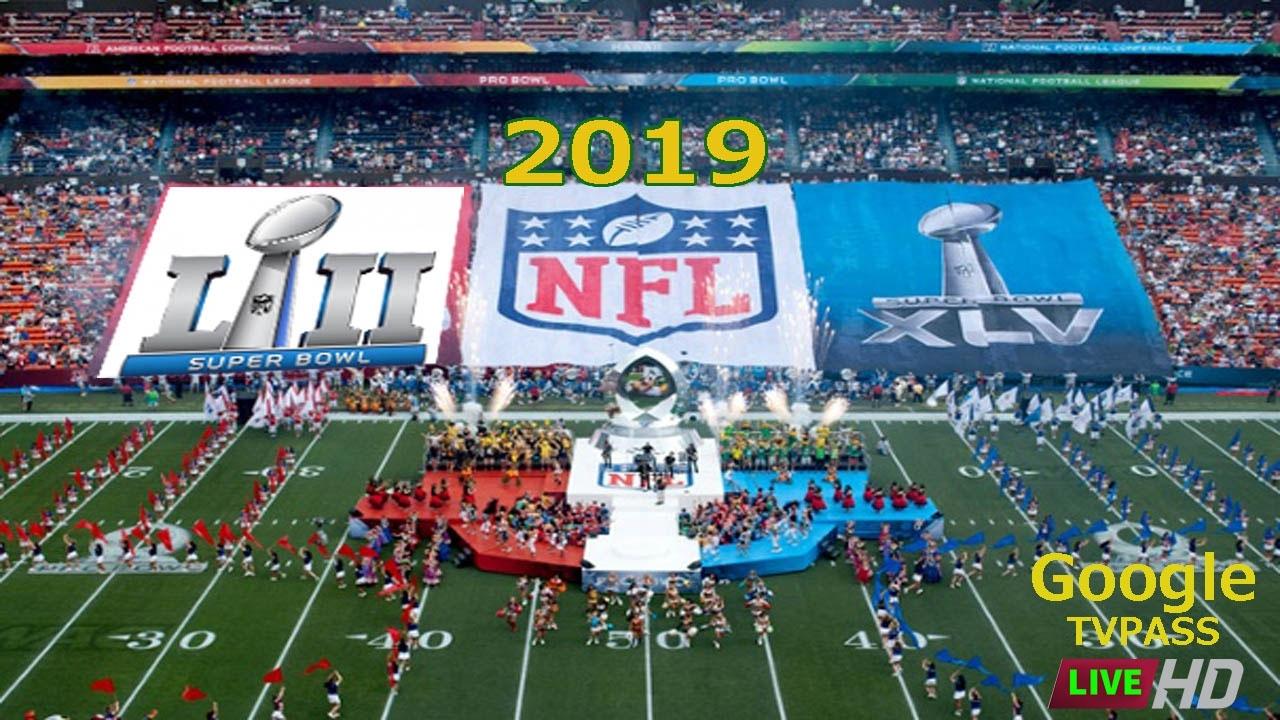 Super Bowl Liii 2019 :(Nfl) Championship Game Live Preview inside 2019 Nfl Super Bowl
