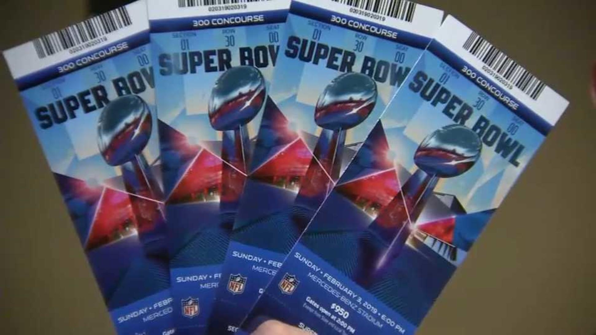 Super Bowl Liii: Find Out How Much A Last-Second Ticket Will with Super Bowl Liii Tickets