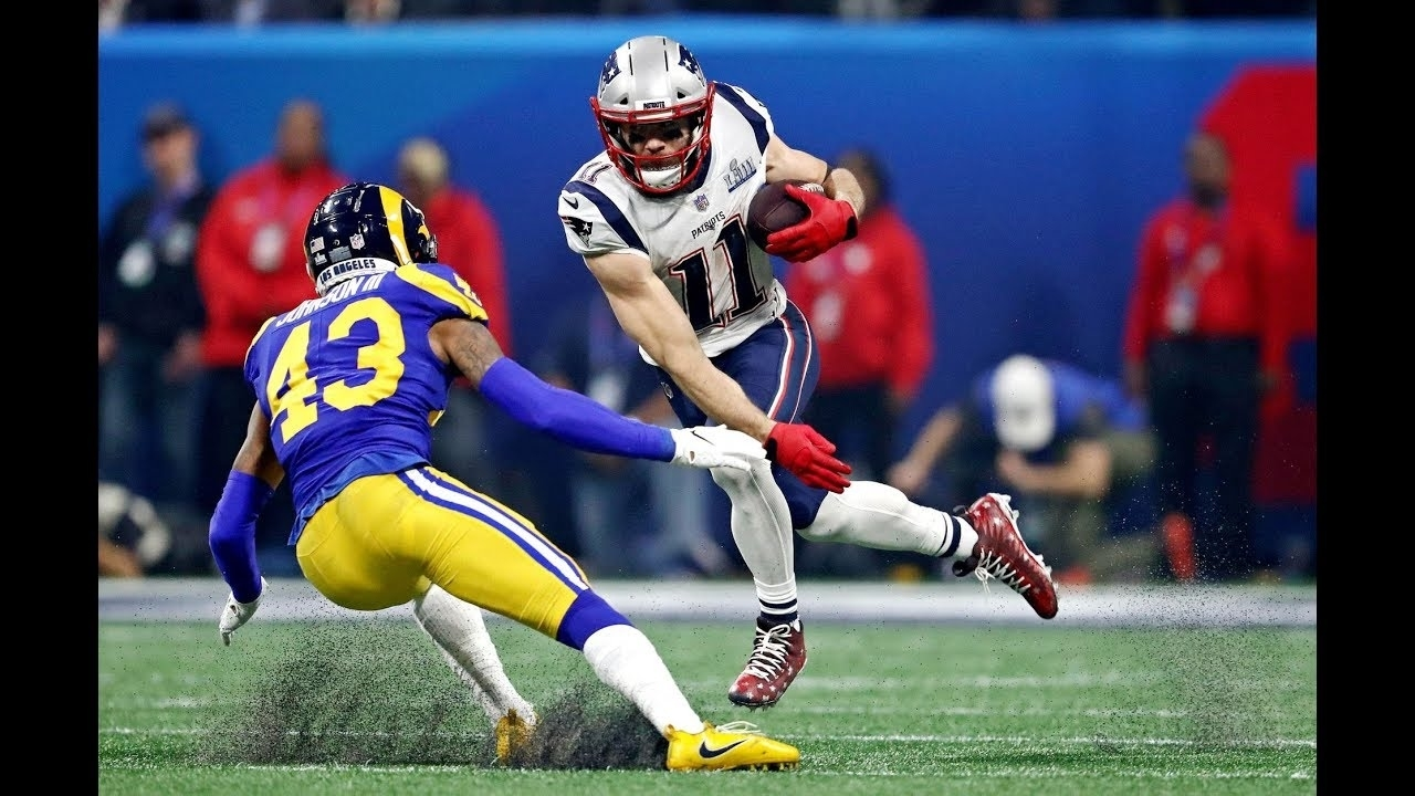 Super Bowl Liii Highlights | Patriots Vs. Rams | Nfl in Super Bowl Liii Patriots Rams
