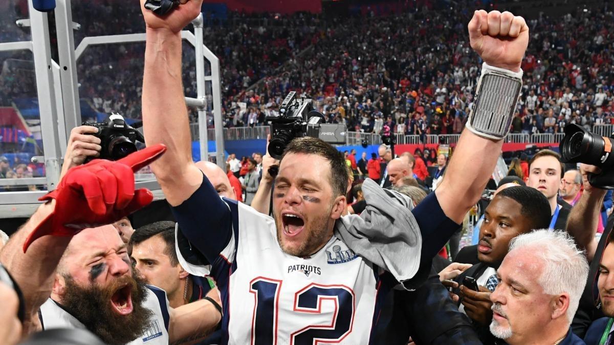 Super Bowl Liii: New England Patriots Bezwingen Die Los inside New England Super Bowls