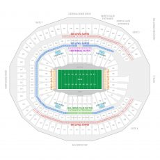 Super Bowl Liii Suite Rentals   Mercedes-Benz Stadium within Super Bowl 53 Seating Chart