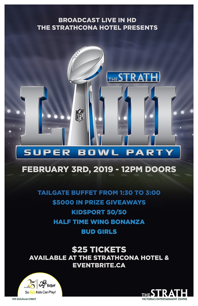 Super Bowl Liii – The Strathcona within Super Bowl 2019 Tickets