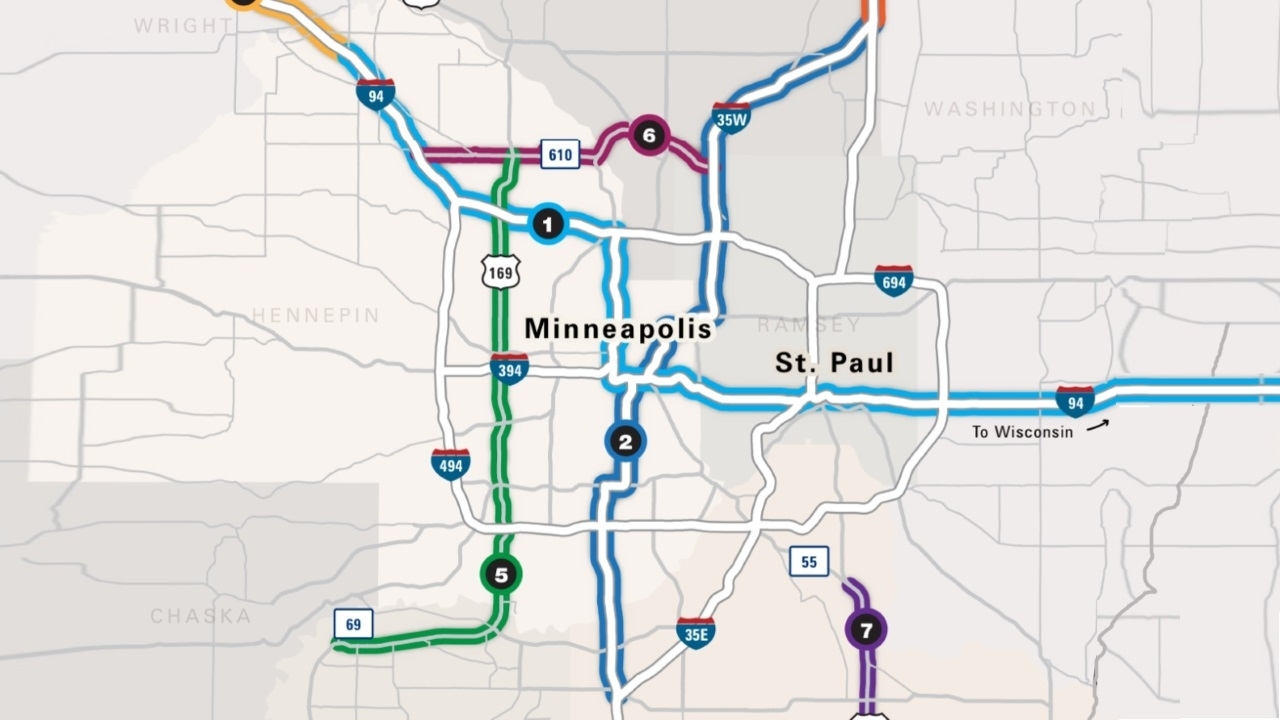 Super Bowl Live Map Minneapolis - Gong Shim A in Super Bowl Live Map