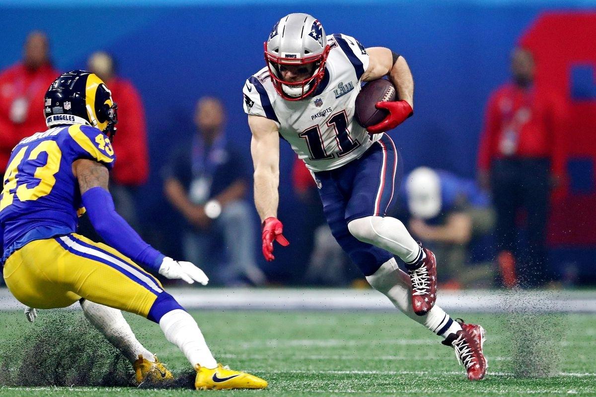 Super Bowl Mvpscollege: Julian Edelman Puts Kent State inside Julian Edelman Super Bowl
