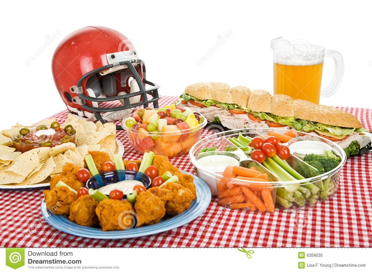 Super Bowl Party Food Stock Image. Image Of Food, Dressing with regard to Super Bowl Food Map