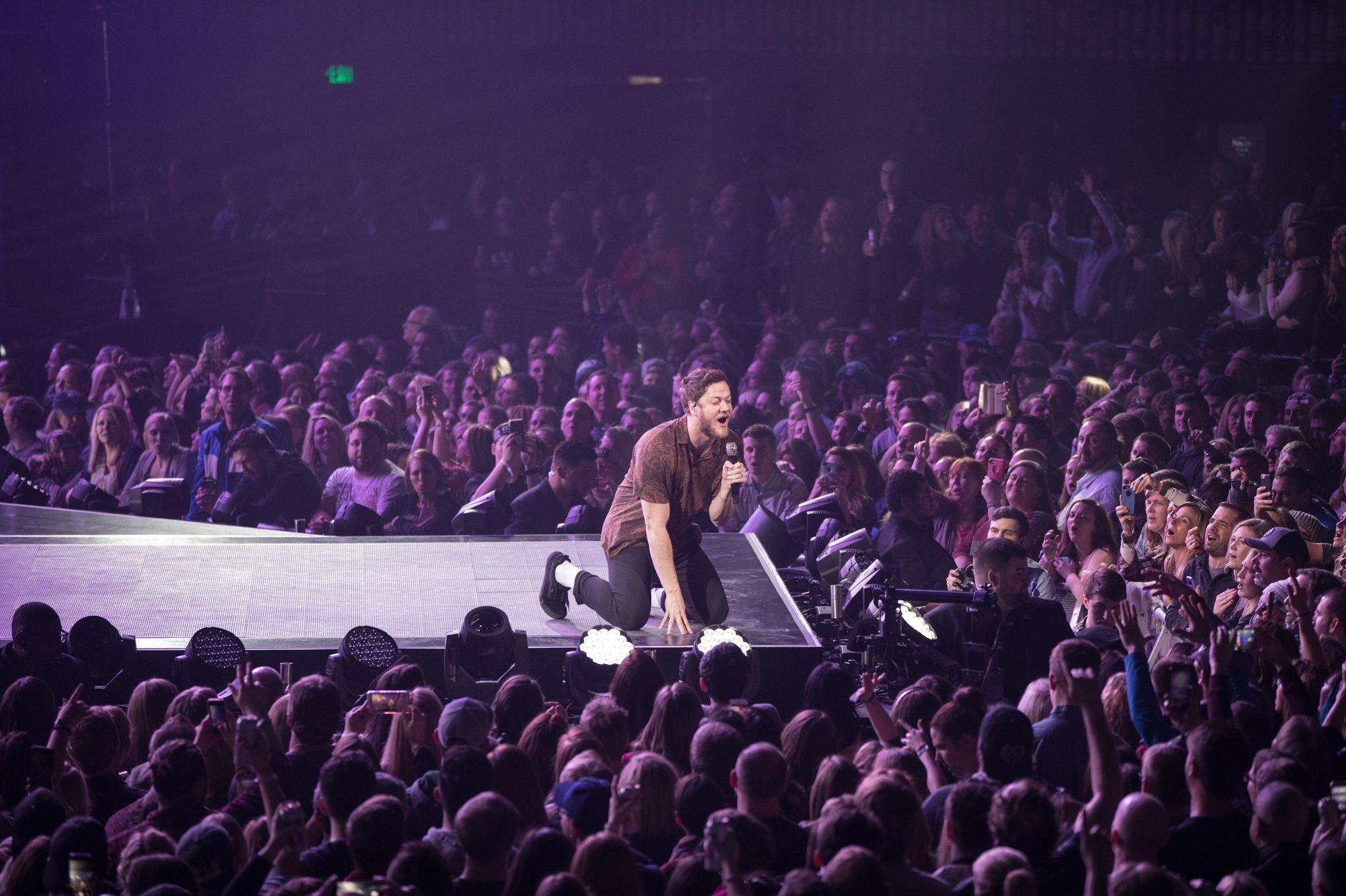 Super Bowl Party Scene Kicks Off With Imagine Dragons - The with Imagine Dragons Super Bowl