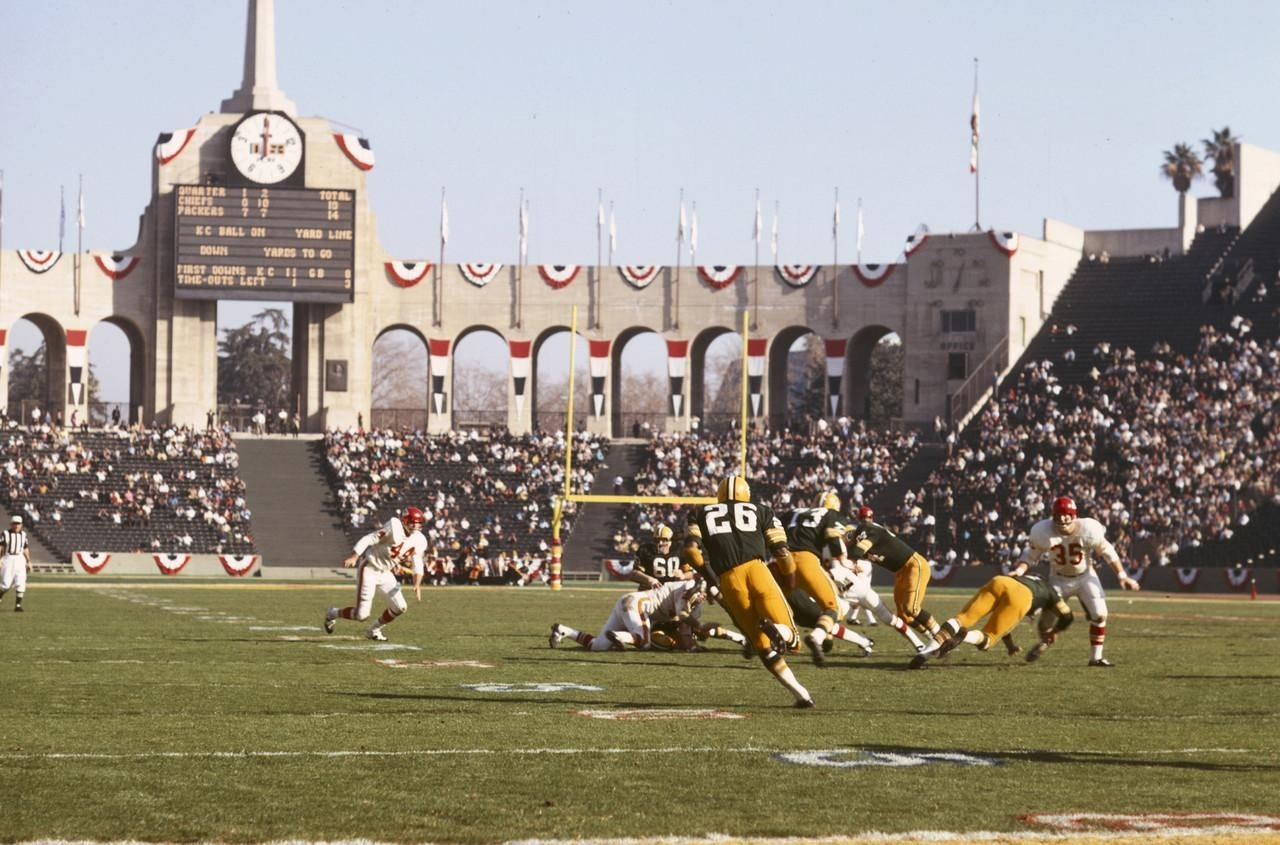 Super Bowl regarding The First Super Bowl