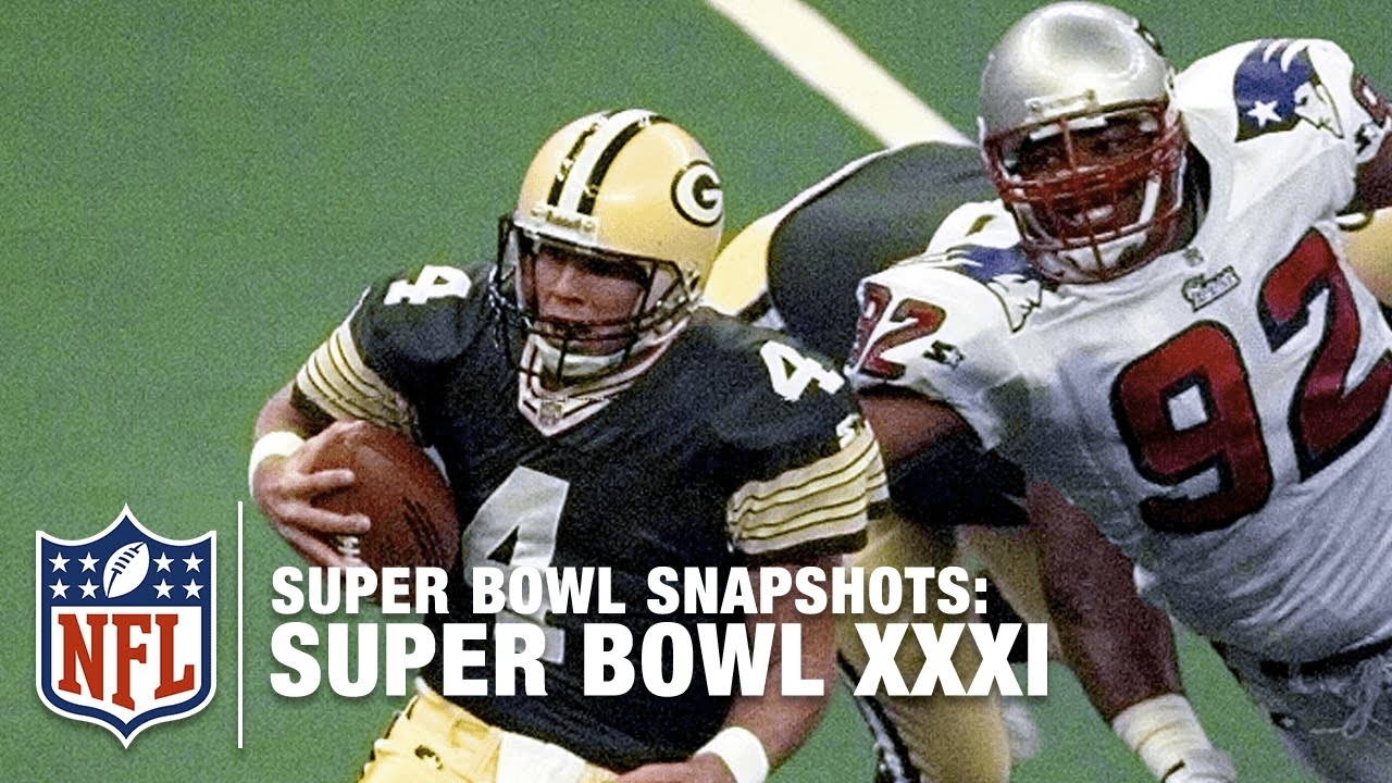 Super Bowl Snapshots: Brett Favre Relives Super Bowl Xxxi | Nfl regarding Brett Favre Super Bowl