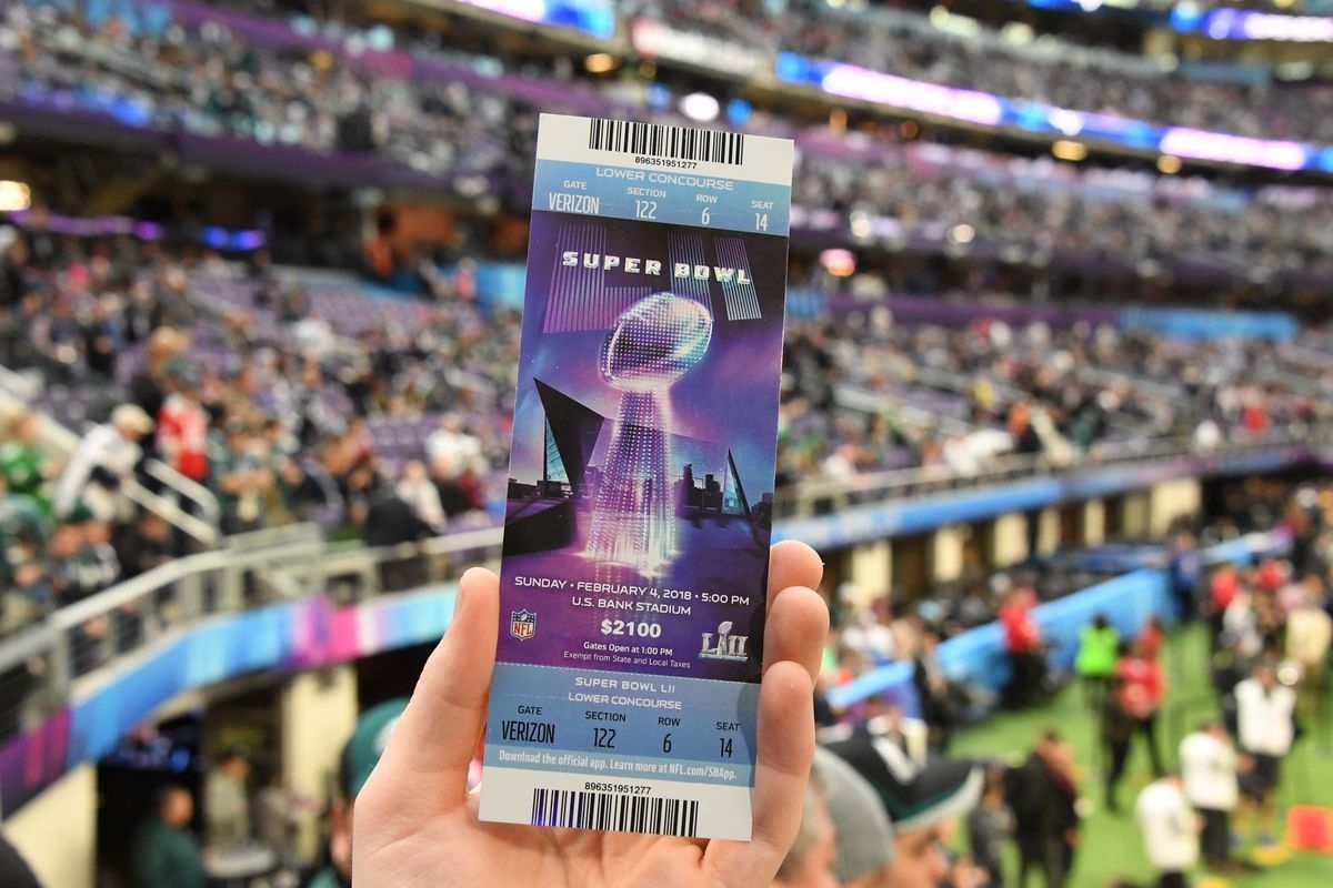 Super Bowl Tickets And Prices: How Do Fans Get See Patriots throughout Super Bowl Tickets 2018