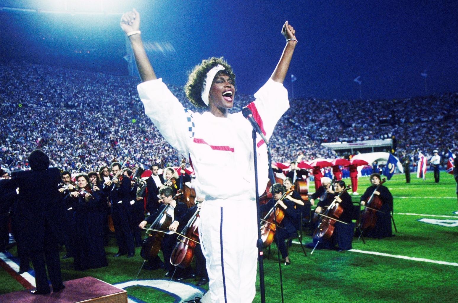 Super Bowl: Top 10 National Anthem Performances | Billboard for Super Bowl Star Spangled Banner 2019
