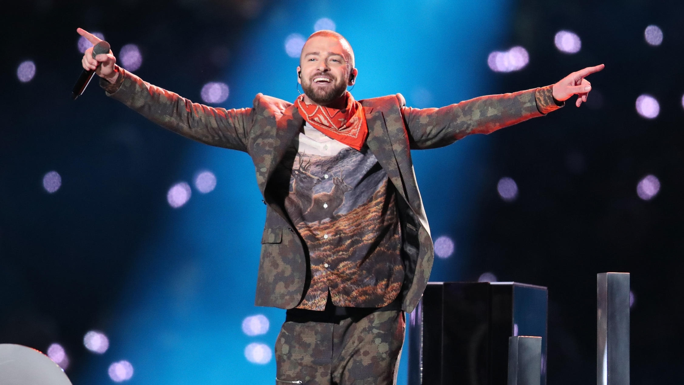 Super Bowl Wrap: Philadelphia Had A Much Better Night Than with regard to Justin Timberlake Super Bowl