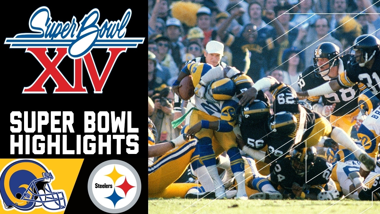 Super Bowl Xiv Recap: Rams Vs. Steelers | Nfl within Rams Last Super Bowl