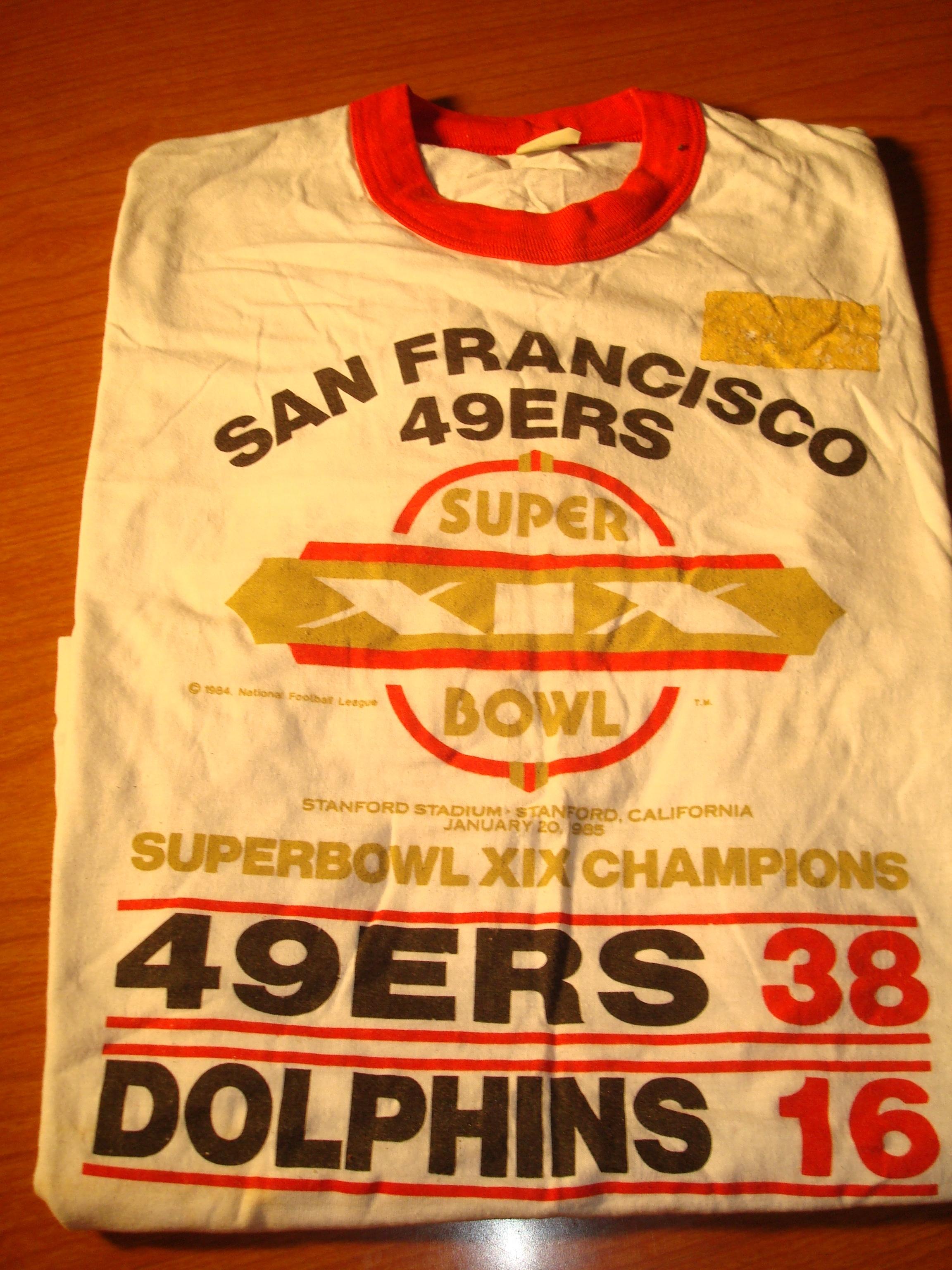 Super Bowl Xix Dolphins Vs 49Ers | Imasportsphile inside San Francisco 49Ers Nfl Championships 1985